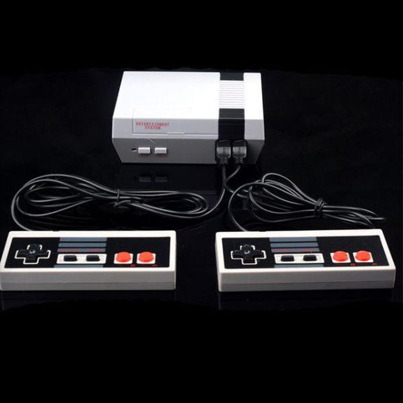 Classic Video Game Console with Over 500 Games and Two Controllers-Daily Steals