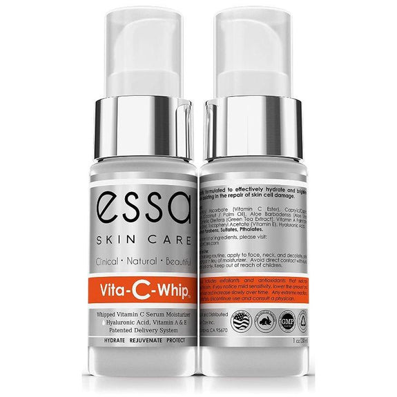 Vita C Whip Vitamin C Serum Moisturizer by Essa - 1 Ounce-