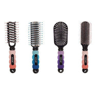 Viva Icicles Professional Hair Brush Set - 4 Pack-Brights-