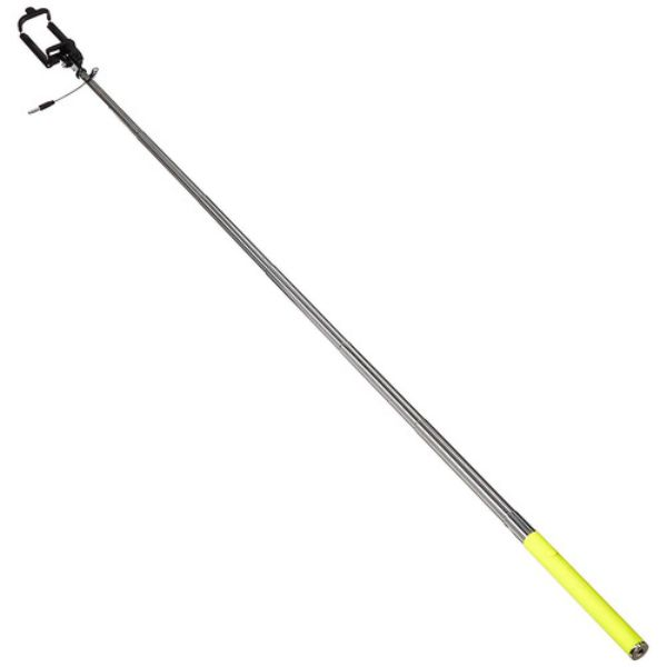 "Vivitar 42"" Selfie Stick with Built-In Shutter Release and Folding Clamp-Daily Steals"