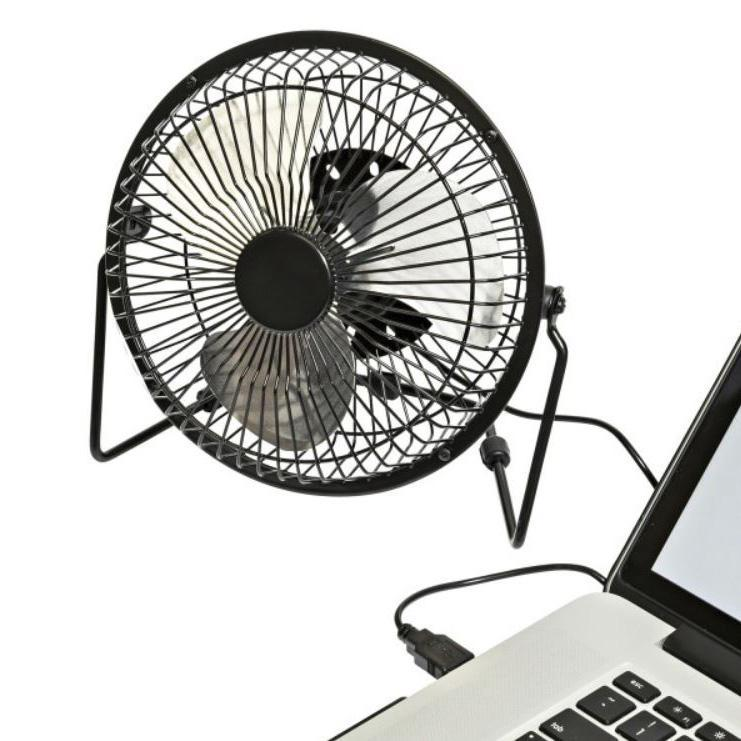 Vivitar 6-Inch USB-Powered Portable Desk Fan-Daily Steals