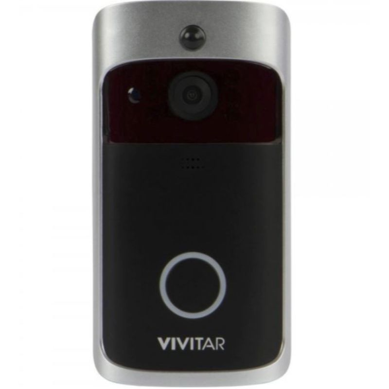 update alt-text with template Daily Steals-Vivitar Smart Security Wireless Video Door Bell-Home and Office Essentials-