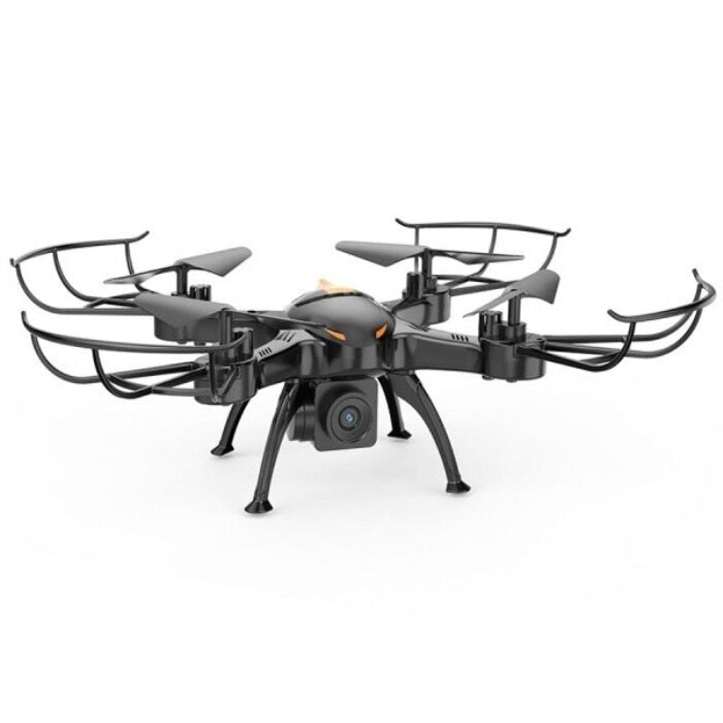 Vivitar DRC188 Camera Drone-Black-Daily Steals