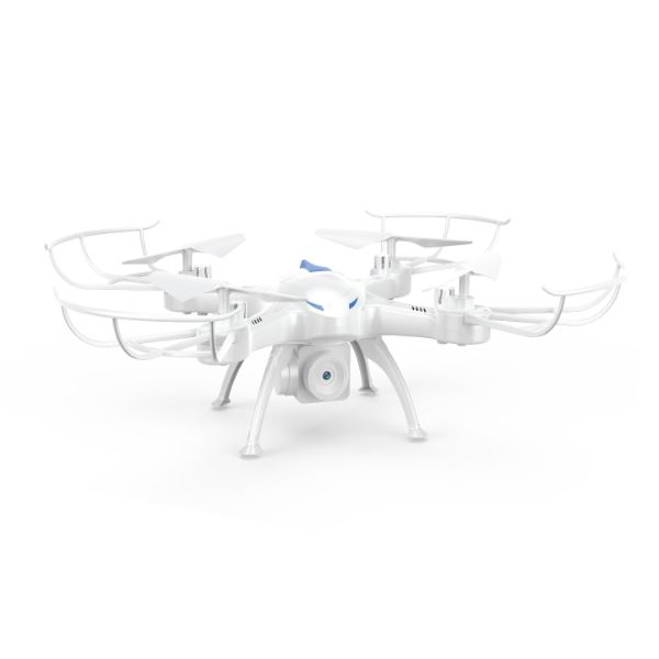 Vivitar DRC188 Camera Drone-White-Daily Steals