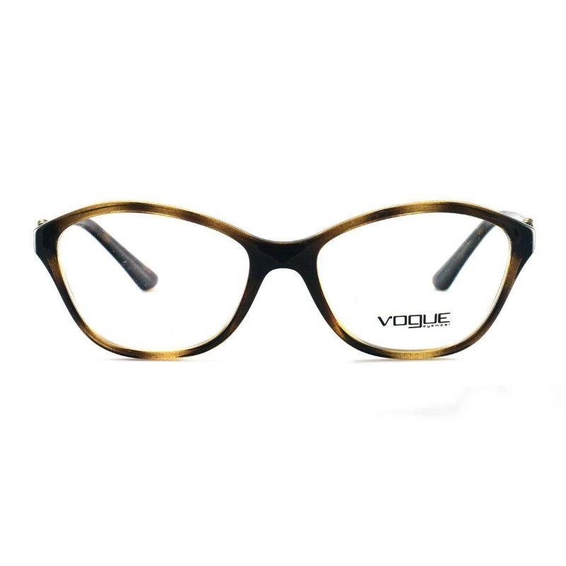 Vogue Women Eyeglasses Vo5057 W656 Havana Frames 51 16 135-