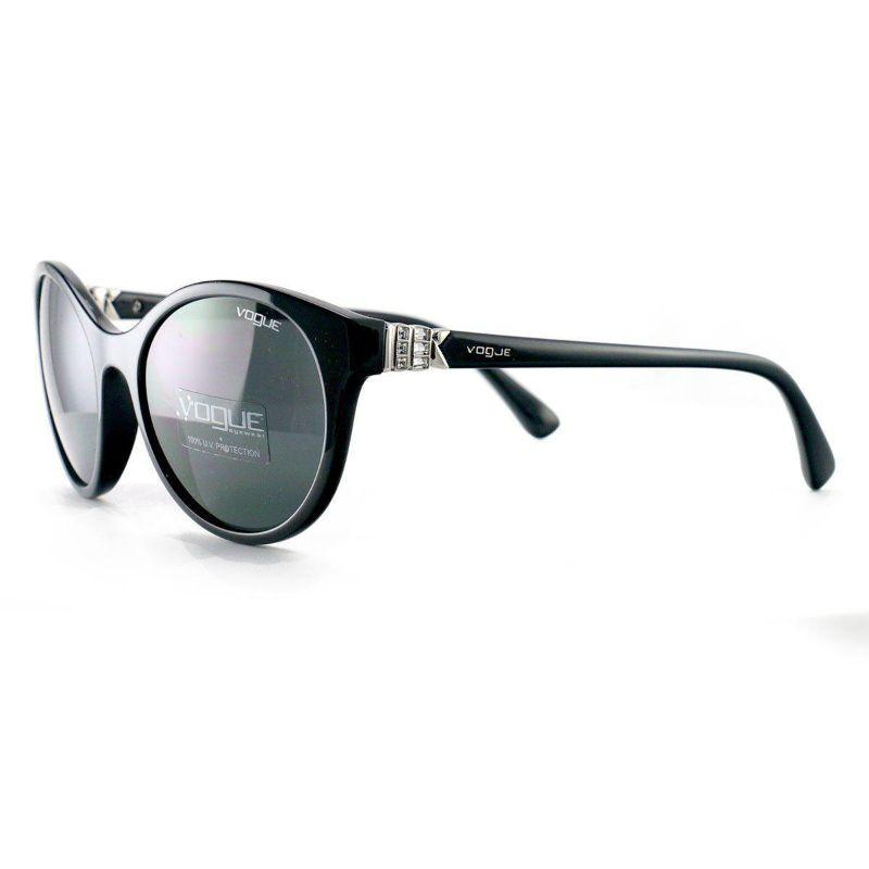 Vogue Women Sunglasses VO5135SB W44 87 Black 52 18 140-