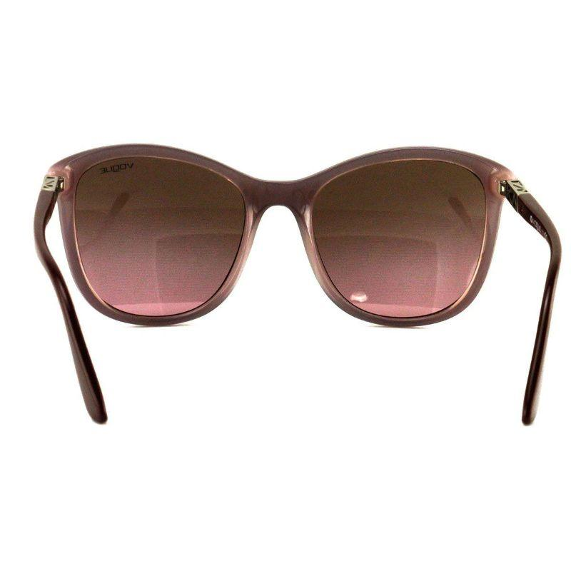 Vogue Women's Sunglasses VO5033-S 2387 14 Dark Bordeaux Pink Brown Plastic 54 19 135-