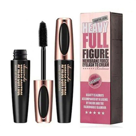 Voluminous Eyelash Extension Silk Fiber Mascara-Daily Steals