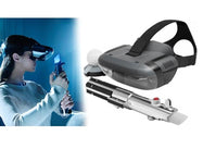 Star Wars Jedi Challenges AR Headset with Lightsaber and Tracking Beacon-Daily Steals