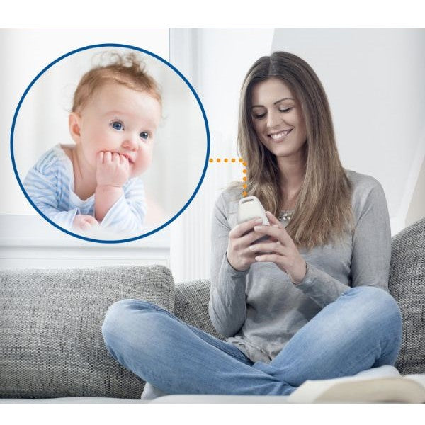 VTech DECT 6.0 Digital Audio Baby Monitor with 2 parent units-Daily Steals