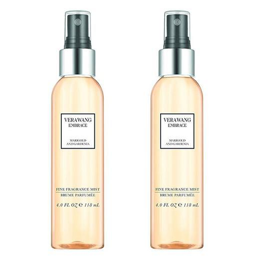 Vera Wang Embrace Fragrance Body Mist - 2 Pack-Green Tea & Pear Blossom-Daily Steals