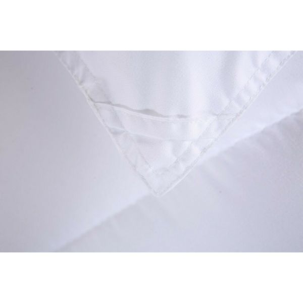 Waterford Home Oversized Down Alternative Comforter - White-Daily Steals