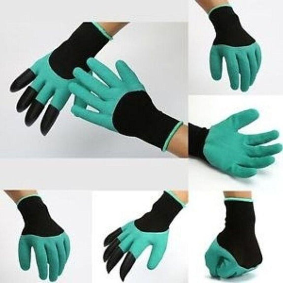 Weatherproof Claw Gloves for Gardening, Planting and Digging-