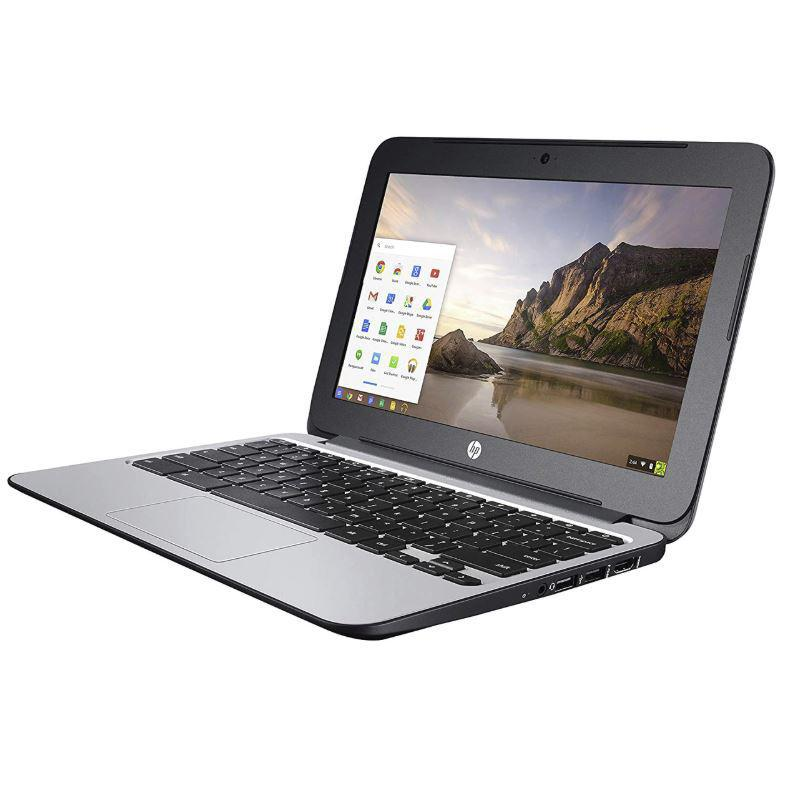 "HP Chromebook 11 G3 11.6"" Laptop Intel Celeron Dual Core 2.16GHz 2GB 16GB SSD-Daily Steals"