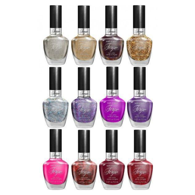 Daily Steals-Wet n Wild Fergie Nail Color - 0.42 fl oz - 10 Pack-Health and Beauty-
