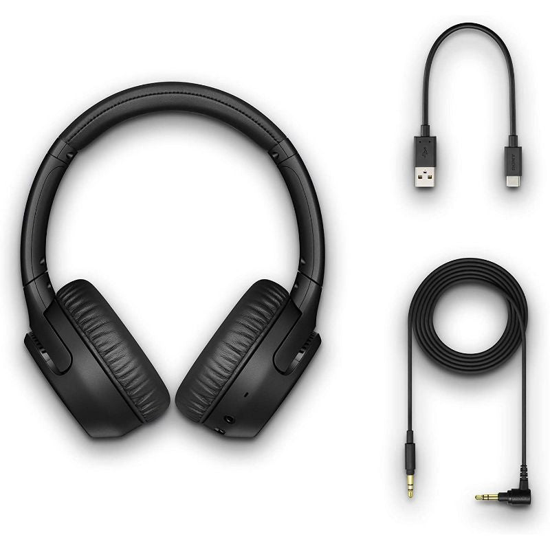 Casque sans fil Bluetooth Extra Bass de Sony - vols quotidiens