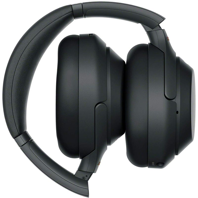 Sony WH-1000xm3 Noise Cancelling Wireless Over-The-Ear Headphones with Mic and Alexa-Daily Steals