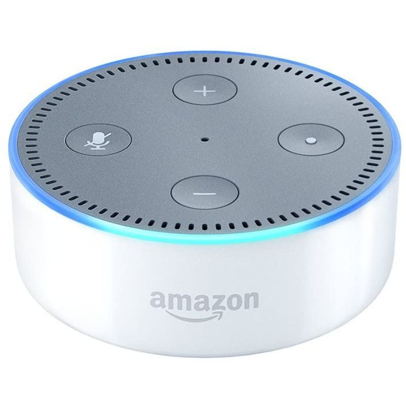 Amazon Echo Dot (2nd Generation) - Smart speaker with Alexa - 2 Pack-Daily Steals