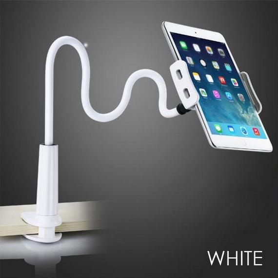 Hands-Free 360 Degree Adjustable Tablet Holder-White-Daily Steals