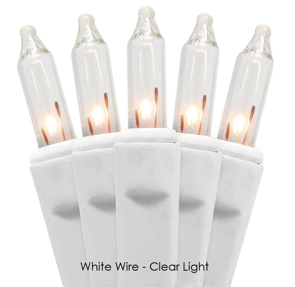 update alt-text with template Daily Steals-Holiday Essence 100-Count Christmas Light Set-Home and Office Essentials-White wire/clear light-