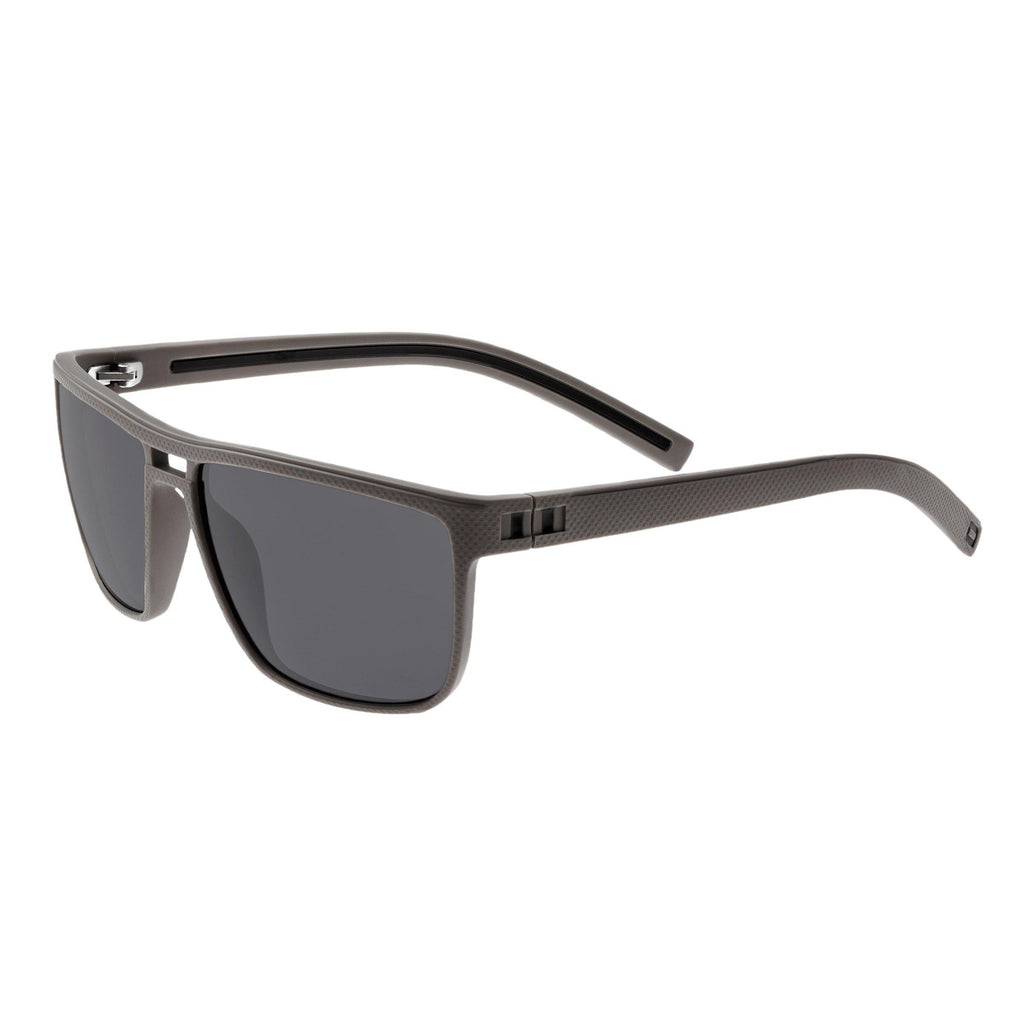Simplify Winchester Polarized TR90 Sunglasses-Grey/Black-Daily Steals