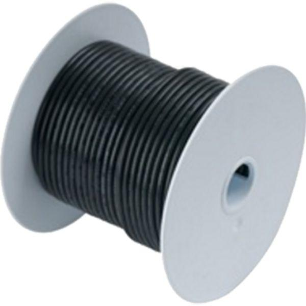 Daily Steals-Wire, 100' #14 Tinned Copper, Black By Ancor-Marine-
