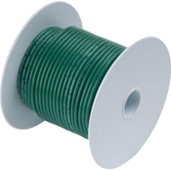 Daily Steals-Wire, 100' #14 Tinned Copper, Green By Ancor-Marine-