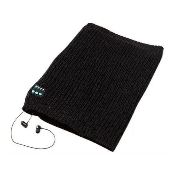 Wireless Bluetooth Neck Wrap-Black-Daily Steals