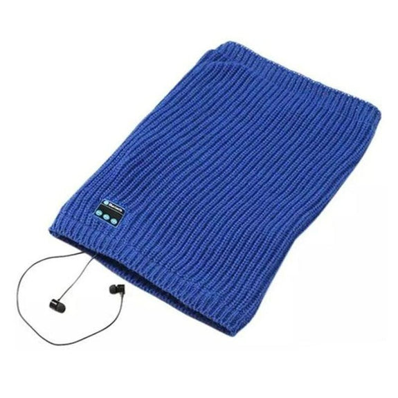 Wireless Bluetooth Neck Wrap-Blue-Daily Steals