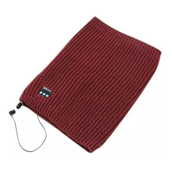 Wireless Bluetooth Neck Wrap-Red-Daily Steals