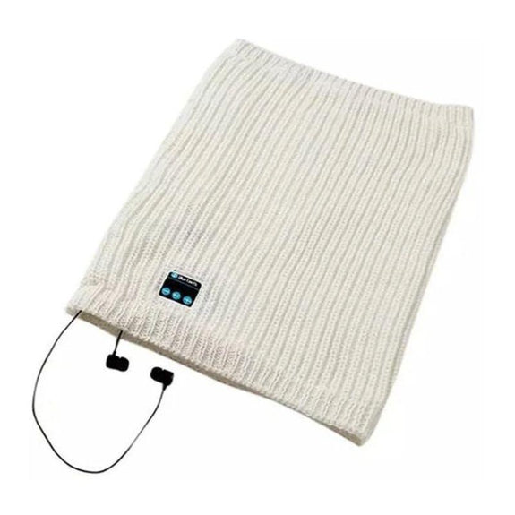 Wireless Bluetooth Neck Wrap-White-Daily Steals