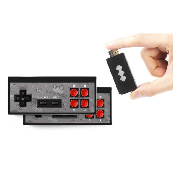 Wireless Video Game Console with 568 Classic Games-