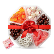 Gourmet Candy and Chocolate Gift Assortment Plus Valentines Greeting Card-Daily Steals