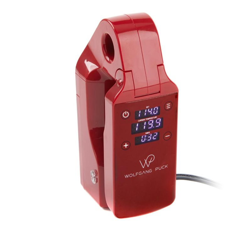 Wolfgang Puck Compact Clip Sous Vide-Red-Daily Steals