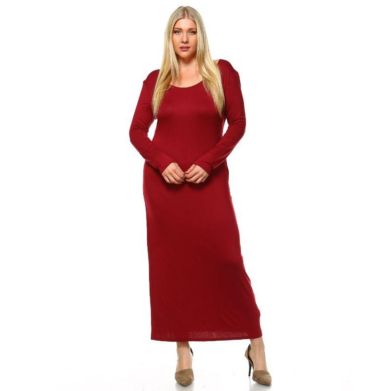 Women' Plus Size Ria Dress by Whitemark-Daily Steals