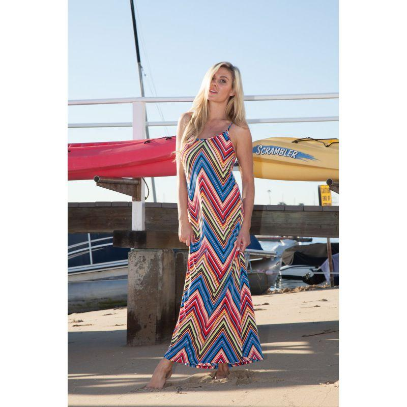 Women's Adalina Maxi Dress by Whitemark-Daily Steals