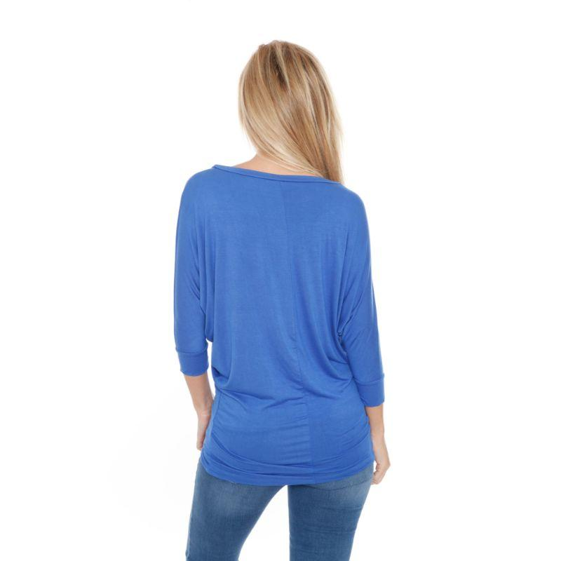 Women's Banded Dolman Top by Whitemark-Daily Steals