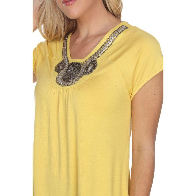 Women's Fenella Tunic Top by Whitemark-Daily Steals