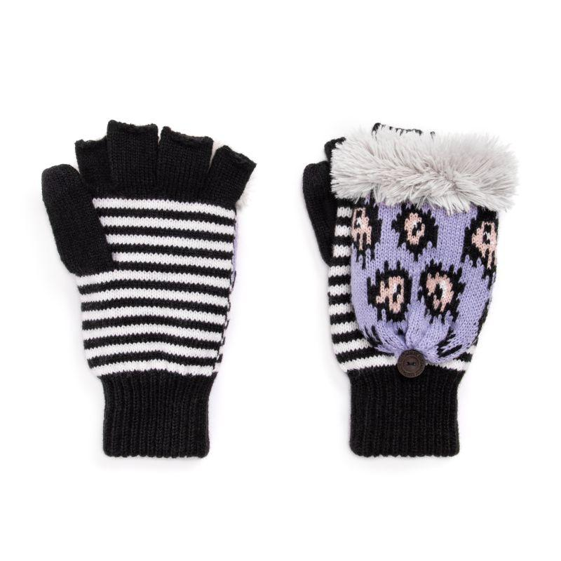 Women's Flip Mittens by Muk Luks-Daily Steals