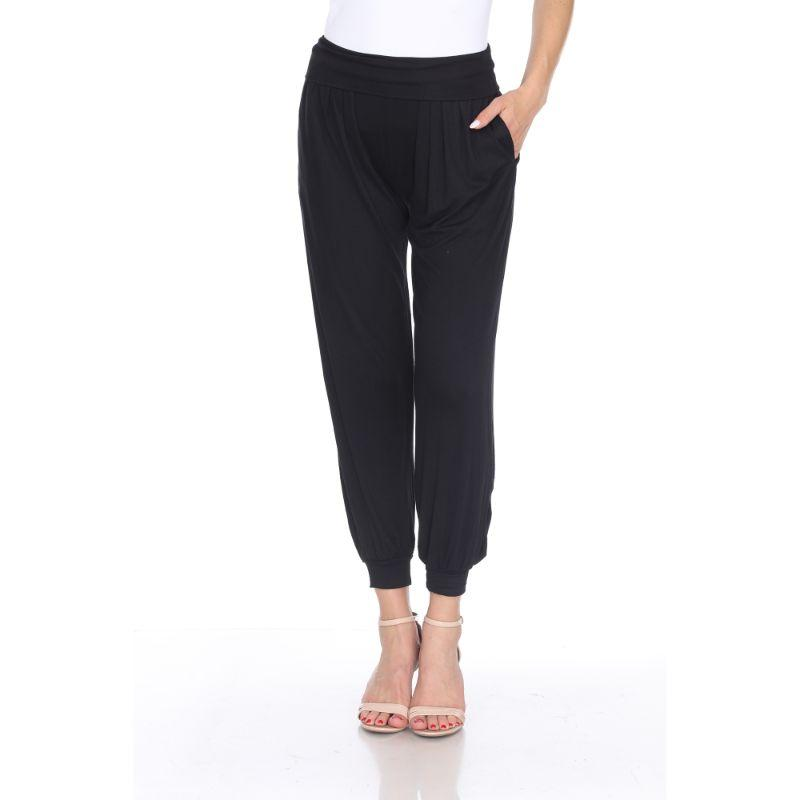 Women's Harem Pants by Whitemark-Black-M-Daily Steals