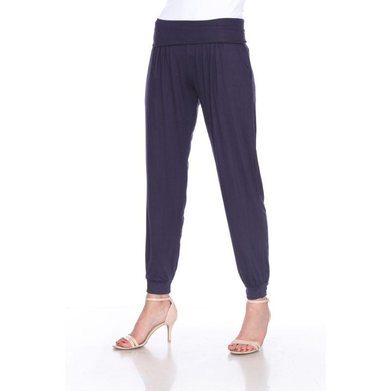 Women's Harem Pants by Whitemark-Navy-XL-Daily Steals