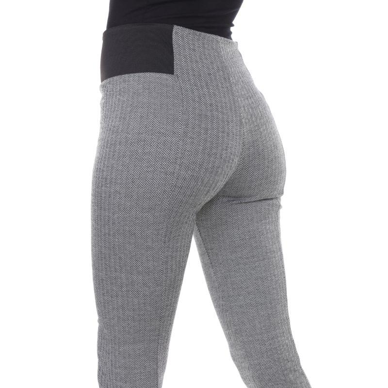 Women's Jacquard Slim Pants by Whitemark-Daily Steals