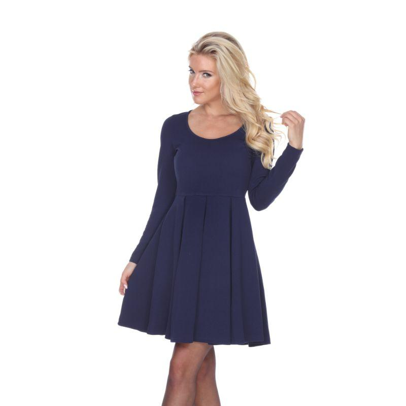 Robe Jenara pour femmes de Whitemark-Navy-Medium-Daily Steals
