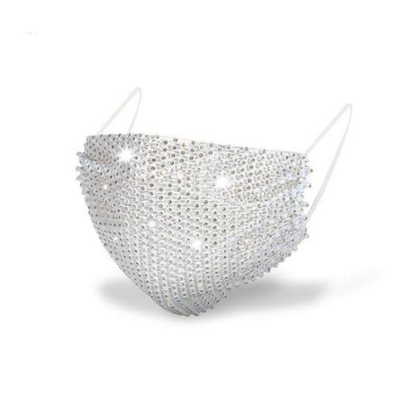 Women's Net Sun Diamond Mask - 6 Pack-
