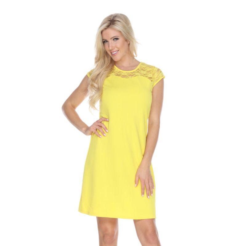 Women's Pelagia' Dress by Whitemark-Yellow-S-Daily Steals