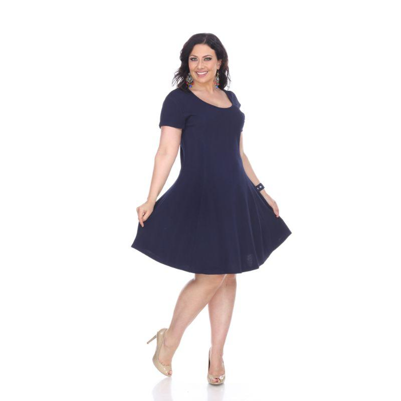 Women's Plus Size Cara Dress by Whitemark-Daily Steals