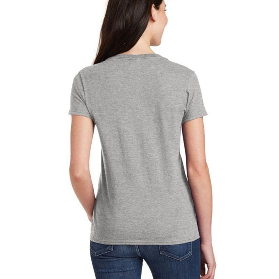 "Women's T-Shirt ""That's a Horrible Idea, What Time?""-Heather Grey-XL-"