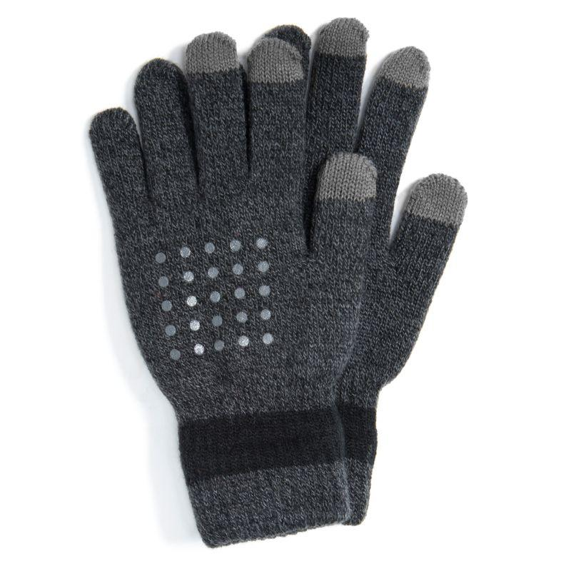 Women's Touchscreen Gloves by Muk Luks-Ebony-Daily Steals