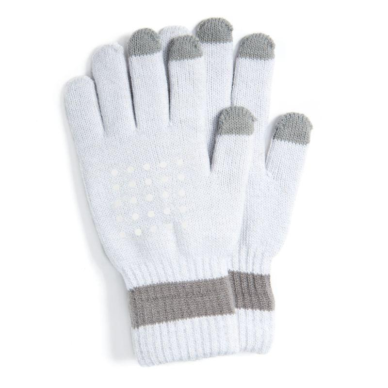 Women's Touchscreen Gloves by Muk Luks-Ghost-Daily Steals