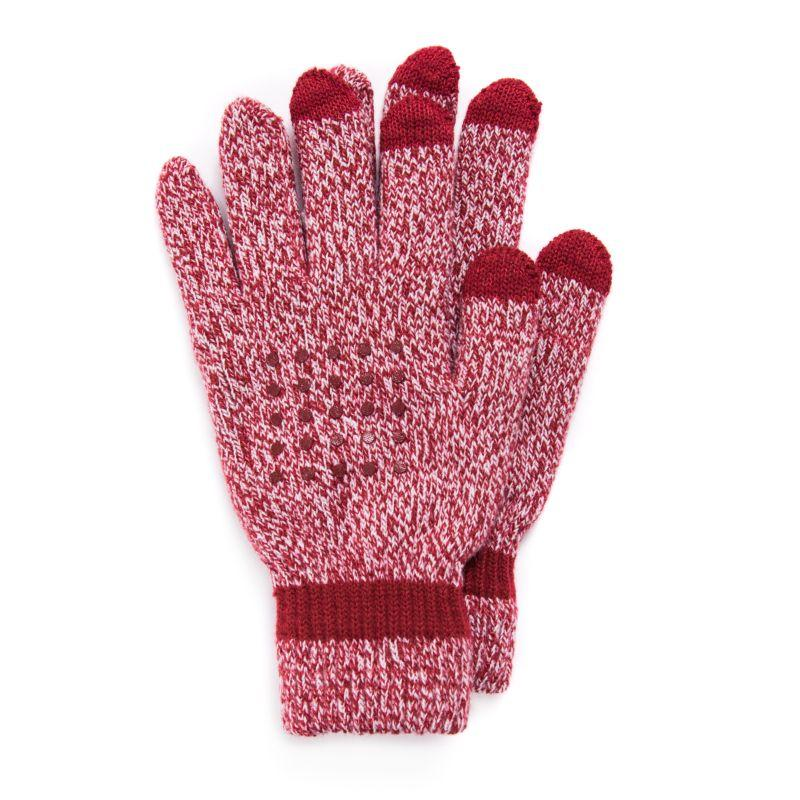 Women's Touchscreen Gloves by Muk Luks-Red-Daily Steals